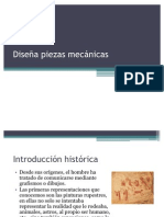 historia diseña piezas mecánicas