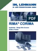 RIMA®_CORIMA_-WedgeWire Screen