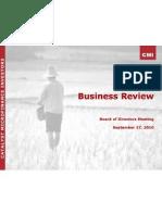 CMI Business Review 270910 (Fv2)