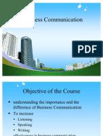 Business Communication FULL PPT @ BEC-DOMS