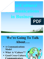 Cross-cultural Communication Ppt@ Bec-doms