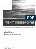 Alberti Text Messaging 2009 Excerpt