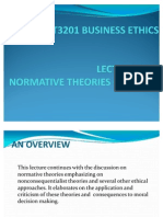 Ch 3 Mgt3201 Business Ethics