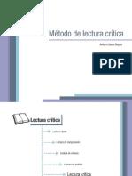 MetodoLecturaCritica