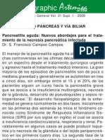 pancreatitis clase