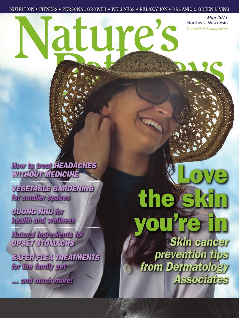 Natures pathways may 2011 issue northeast wi edition probiotic