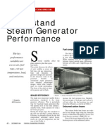 Steam Generator Performance