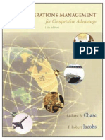 Operations Management for Competitive Advantage, 11e