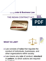 Nature of Contract
