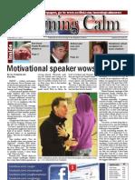 Morning Calm Weekly Newspaper - 17 February 2012