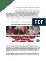 PEDOFILIA Savona 32 Anni Di Insabbi
