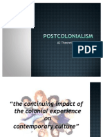 Post Colonialism