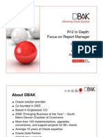Dbak r12 Report Manager_rmoug Qew Aug 2011
