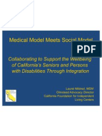 the social model for cahp 2-22-12