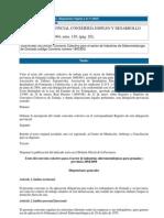 Convenio Metal Hasta 31-3-08