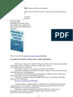 Citation of the book 'Biological Effects of Surfactants'  Netherlands, Belgium, Spain, Austria, Slovakia, Germany, Argentina, Saudi Arabia, Denmark, United Kingdom, Poland. http://www.scribd.com/doc/82403759/