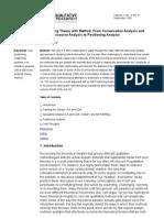 Identitaet Und Diskursanalyse