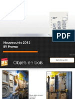 Sélection de produits et nouveautés 2012