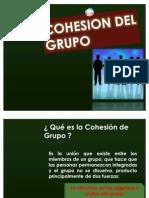 Cohesion Del Grupo
