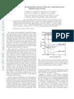 P. Zabawa et al- Identification of Deeply Bound Heteronuclear Molecules Using Pulsed Laser Depletion Spectroscopy
