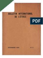 Bulletin International de L'Étoile N°3 Décembre 1930 par Krishnamurti