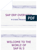 Sap Erp Intro Msrp