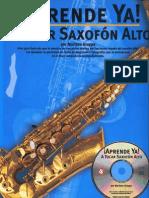 Aprende Ya a Tocar Saxofon Alto - Mariano Groppa