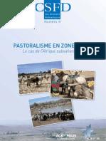 Toutain Bernard et al. 2012. Pastoralisme en zone sèche. Le cas de l'Afrique subsaharienne