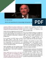 Entrevista al Dr. Peter Barnes