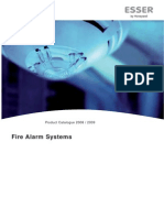 Esser Alarm System
