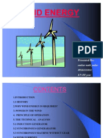 Final Ppt-wind Power