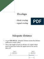 Overlaps ( Black & signal )