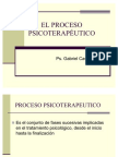 Clase III Psicoterapeuta