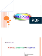 Welcome Ppt Colours