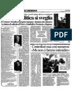 """Treni, la politica si sveglia (""""La Provincia"""", 14-02-2012, p. 14)"""