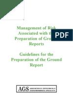 Ground Reports