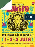 Sakifo 2012