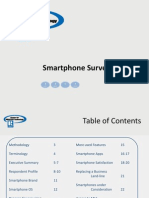 Smart Phone Survey Report
