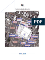 Prudential Center Aerial