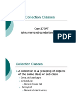 Java Collection Classes