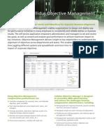 Callidus Software TrueMBO Datasheet