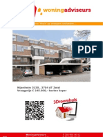 Brochure Nijenheim 3130 te Zeist
