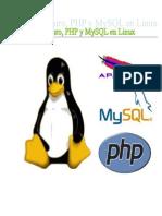 Apache Seguro, PHP y MySQL en Linux