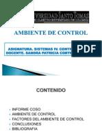 Ambiente de Control.2012-1 Santoto