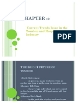 Chapter 10 Current Trends and Issues in the Tourism and Hospitality Industry