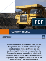 SIS Company Profile 2011
