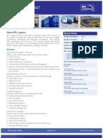 APL Logistics Factsheet