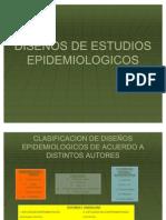 estudios EPIDEMIOLOGICOS(GRALIDADES)