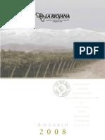 Anuario 2008 La Riojana Coop