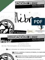 educame libre - flisol 2011